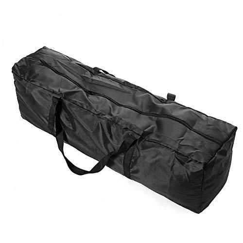 Ecooter Llevar Bag Portable Capacidad Plegable Scooter eléctrico Bolsa de Almacenamiento Caja de Transporte para Xiaomi Scooter Black Home Accessories