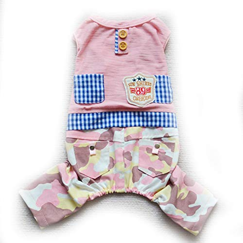 Sangni Vest Teddy Beer Kostuum Jas, roze, L
