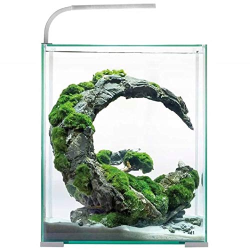 Aquael 122977 Shrimp Set Day&Night 10, weiß, 3.26 kg, 10 Liter
