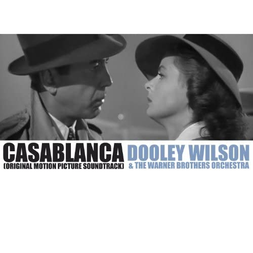Dooley Wilson & The Warner Brothers Studio Orchestra