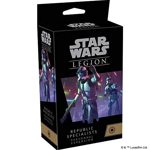 Star Wars Legion: Expansión de Personal de especialistas de la República