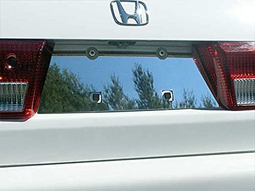 BRIGHTT-QA514359 Stainless License OFFicial Plate Fits 1Pc Sales for sale Bezel 2003-200