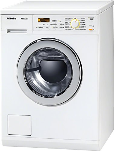 Miele WT 2796 WPM - Lavadora-secadora (Frente, Independiente, Color blanco, 3 kg, 1600 RPM, A)