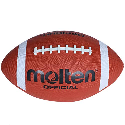 Molten Herren American AFR Football, Brau, one Size