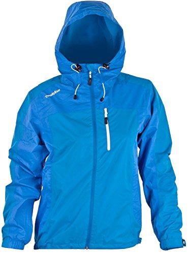 Twentyfour Elbrus Veste imperméable pour Enfant Bleu Bleu 12 Ans