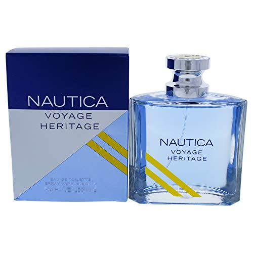 Nautica Voyage Heritage by Nautica Spray 3.4 oz / 100 ml (Men)