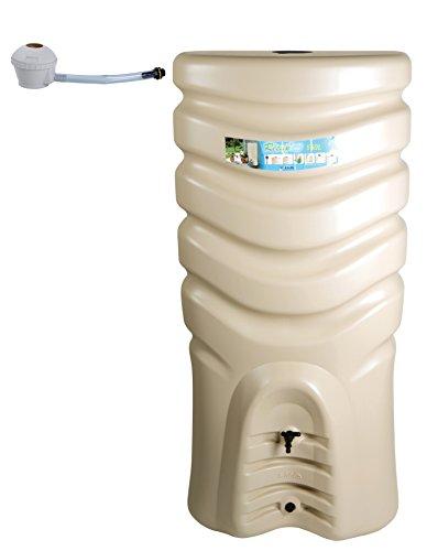 EDA Recup'O 550L Récupérateur d'eau, Beige