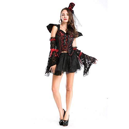 PIN Disfraces de Halloween Disfraz de Halloween para mujer Traje ...
