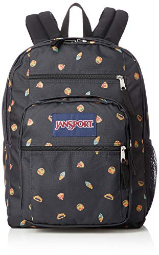 JanSport Big Student Neon Icons One Size
