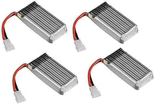 4 x Quantity of Estes Dart Battery 3.7v 380mAh 25c Li-Po RC Part - FAST Libre SHIPPING FROM Orlando, Florida USA