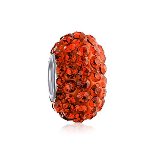Bling Jewelry PBX-HZ-04-ORANGE
