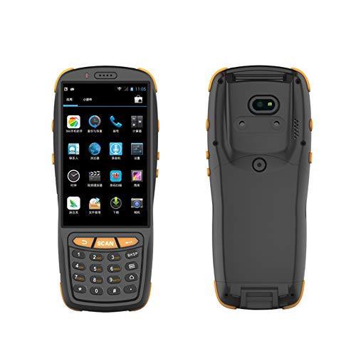 WENHU 4G sans Fil Android Handheld Barcode Scanner Data Collector Terminal PDA avec 1D 2D,1DLaserscanner