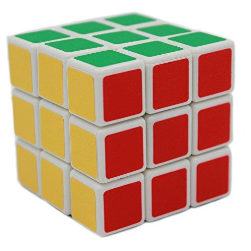 Meishine® 3x3x3x3 cubo mágico, cubo mágico, cubo de velocidad, puzle (fondo blanco)