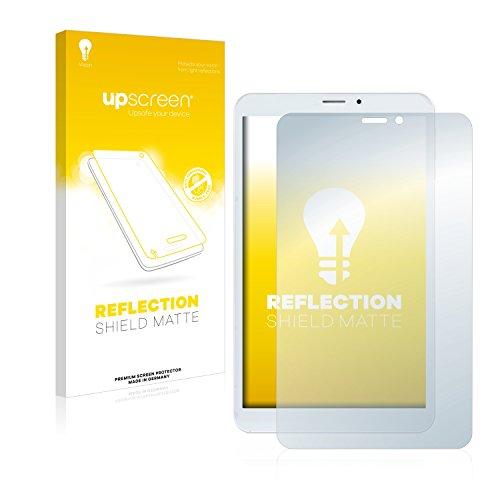 upscreen Protector Pantalla Mate Compatible con Mediacom SmartPad 8.0 S2 4G Película – Antireflejos, Anti-Huellas
