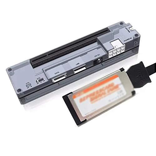 LIUXING Tarjeta de expansión V8.0 EXP GDC portátil de Tarjetas Externo del Muelle de Video Independiente (Color : Negro, tamaño : Un tamaño)