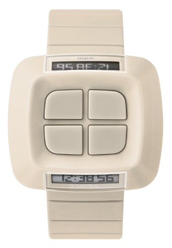 o.d.m. Unisex MY02-4 Michael Young Reverse Series White Watch