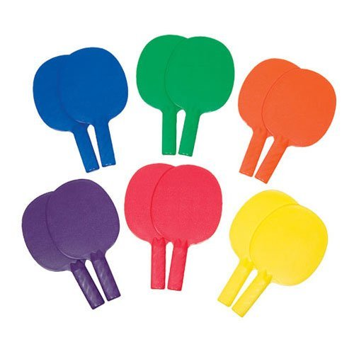 Table Tennis Paddles 12Pack