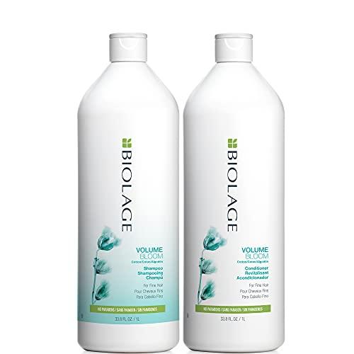 BIOLAGE Volumebloom Shampoo & Conditioner Bundle ...