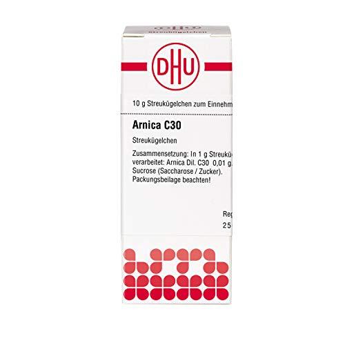 DHU Arnica C30 Streukügelchen, 10 g Globuli