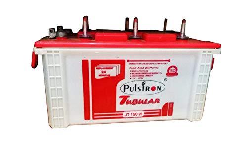 PULSTRON 150AH (JT-150PI) Long Life/DEEP Cycle Jumbo Tubular Inverter Battery