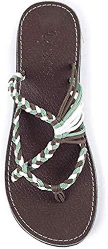 Giow Zapatillas de Playa Sexy para Mujer