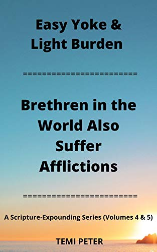 Brethren in the World Also Suffer Afflictions cover image
