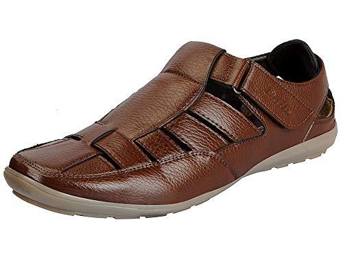 BATA Brown Fashion Sandal foe Men