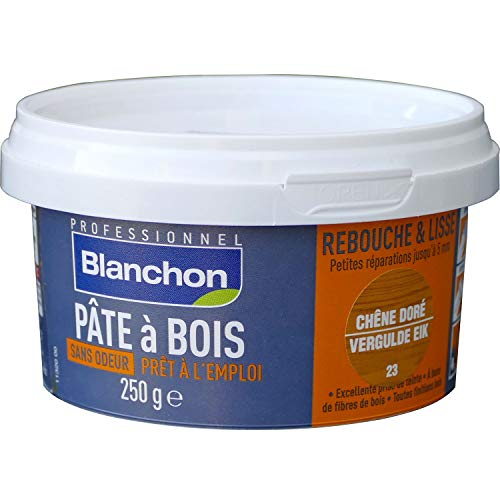 Pate Holz blanchon chene gold 250 g