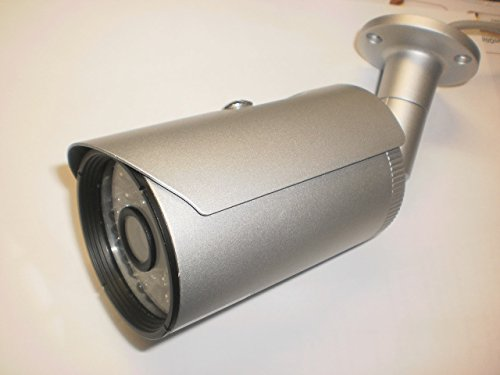 TELECAMERA VIDEOSORVEGLIANZA AHD ALTA RISOLUZIONE 1080P AHD 3.6 MM 1500 TVL 48 LED CCD IR PAL