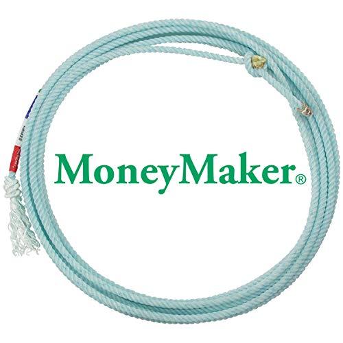 Classic Rope Moneymaker 3 Strand Heel Rope 35', Medium Soft Lay