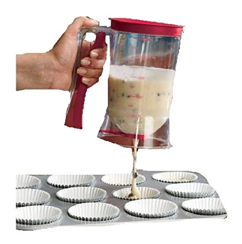 Better Breakfast Batter Dispenser