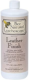 Bee Natural Leather Finish