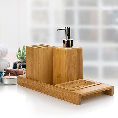 MYDAYDECO Juegos de accesorios de baño