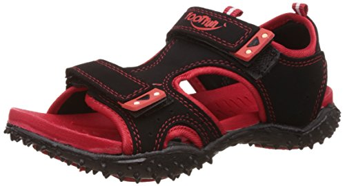 Liberty Footfun (from Unisex Polo Black Sandals and Floaters - 12 Kids UK/India (31 EU) (8074022100310)