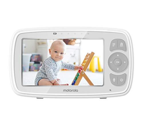 Motorola Baba Eletronica Ease34, Motorola, Branco