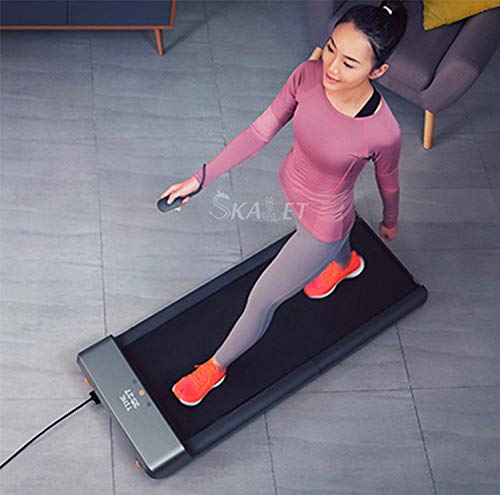 Walking Pad Foldable Aerobic Sport Fitness Equipment Footstep Induction Speed Control Space Walk Machine