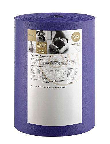 Rollo de Big Premium 30 M x 60 cm x 0.45 cm, rollo de 30 M x 60 cm x 0, 45 cm lavable a máquina hasta 60° C Material: PVC morado Talla:talla única