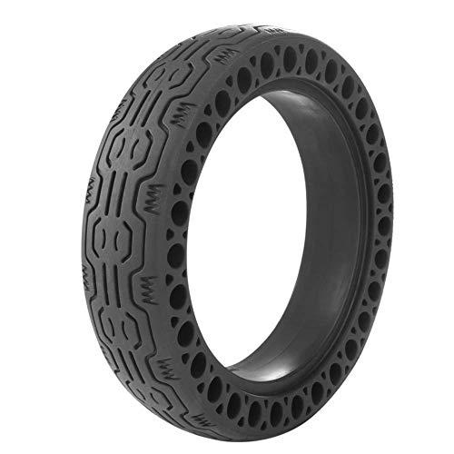 WYDM Neumático sólido de 8,5 Pulgadas para M365, Repuesto de Rueda de Goma Delantera/Trasera para Scooter eléctrico Antideslizante