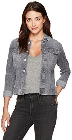 AG Adriano Goldschmied Women's Robyn Grey Jacket