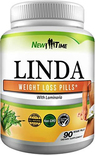Weight Loss Pills for Women & Men, Herbal Diet Supplements, Natural Fat Burner and Appetite Suppressant That Work Fast, Best Diet Pills 2020