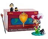 Funko Disney Treasures Villains Box – Incluye gancho y garrapatas Pop! Movie Moment #456