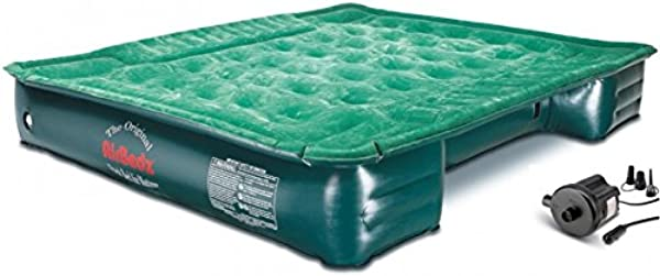 AirBedz Lite PPI PV203C Mid Size 6 6 5 Short Truck Bed Air Mattress 72 X 55 X 12 Inflated