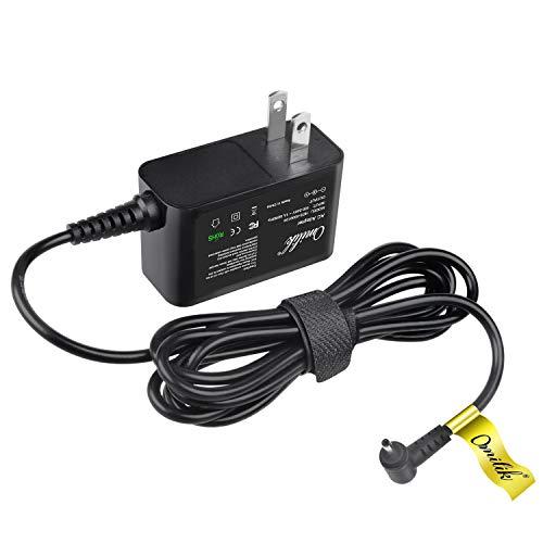 Omilik 5V AC to DC Adapter for WORX WX255L WX255L.2 WX255 WX255.1 SD Slide Driver WX253 WX253.1 WX254L WX252 WX252L Worx 4V Cordless Drill Screwdriver Works SD & XTD Driver Worx Zip Snip WX081L WX08IL