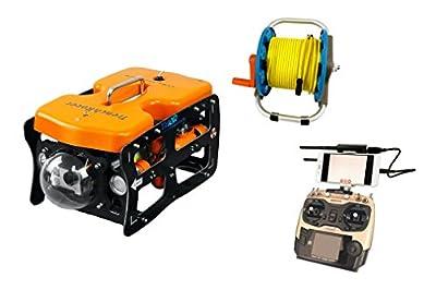 ThorRobotics Underwater Drone 4K Camera ROV with FPV Viewing HD Underwater World Type4.Wire & FPV Light Version