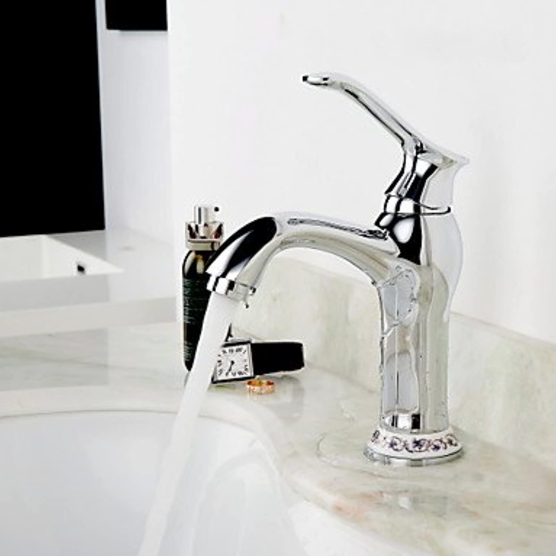 GDS Faucet£? Single hole single handle bathroom sink faucet