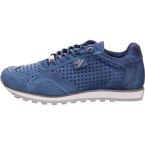 Cetti Sneaker Größe 42 EU Blau (blau kombin)