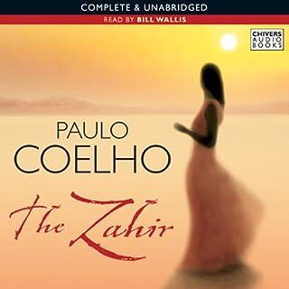 The Zahir audiobook cover art