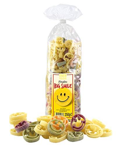 Lachgesichter-Nudeln 'Pasta Big Smile'