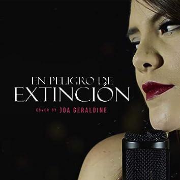 En Peligro de Extinción (Cover)