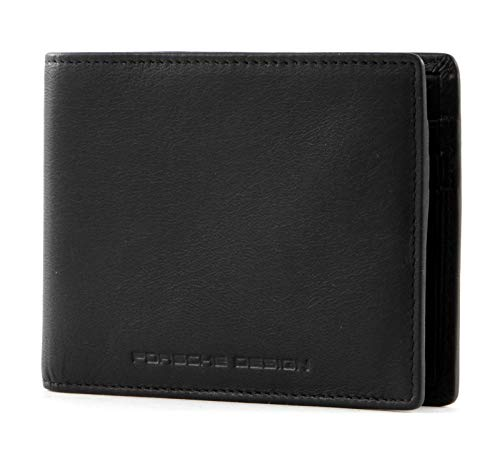 Porsche Design Urban Courier 2.0 Wallet SH6 Black